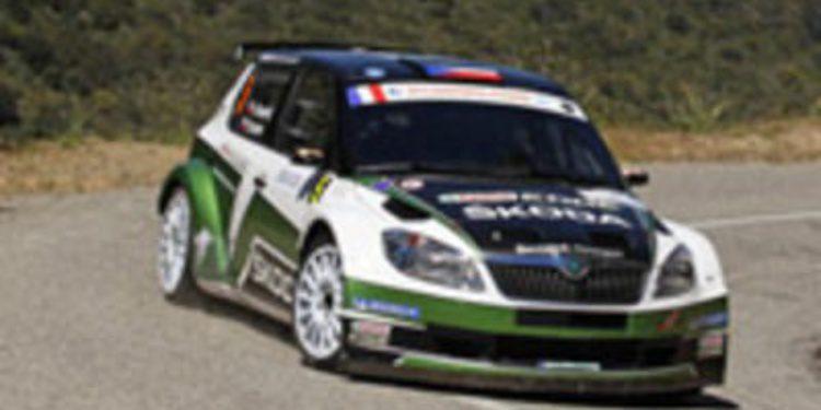 El Tour de Corse reduce su programa para el ERC 2013