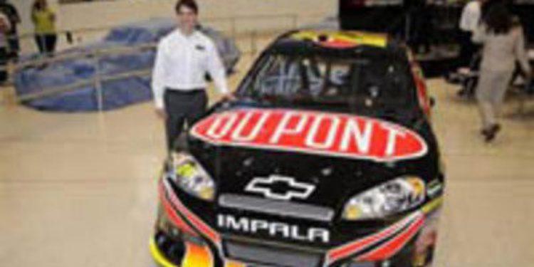 DuPont no estará en el #24 de Jeff Gordon