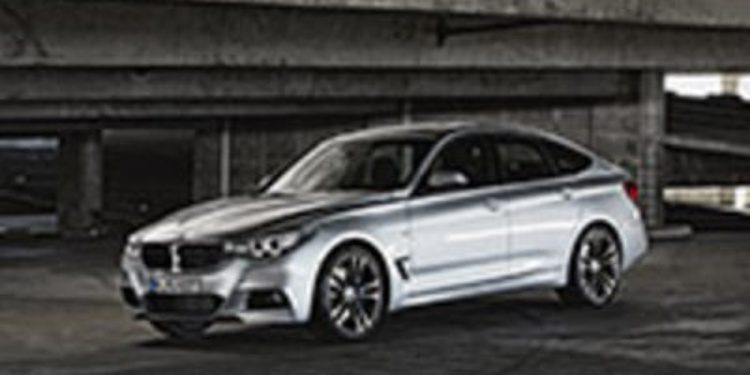 Ya está aquí el BMW Serie 3 Gran Turismo