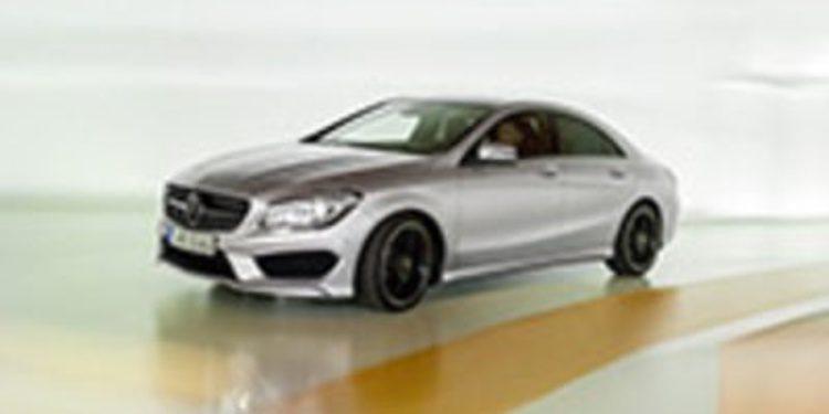 El Mercedes CLA tendrá un precio de partida de 31.500 euros