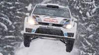 Sebastien Ogier resiste el empuje de Loeb en la segunda etapa sueca