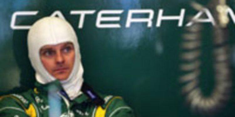¿Heikki Kovalainen en el WRC al no tener hueco en F1?