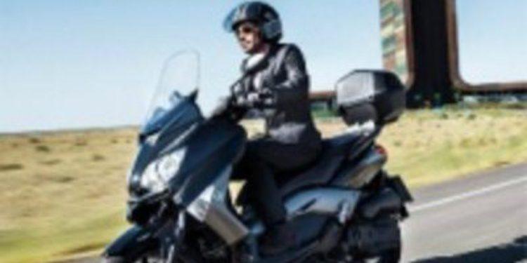 Yamaha saca a la venta la versión Executive de sus X-Max