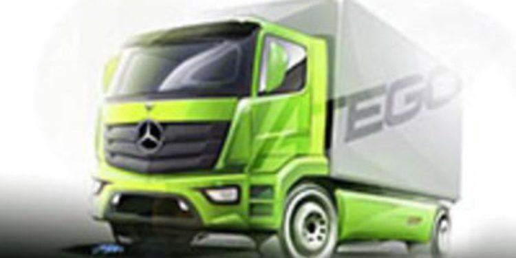 Mercedes renueva el Atego