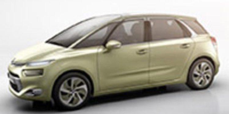 Citroën presentará el nuevo Technospace en Ginebra