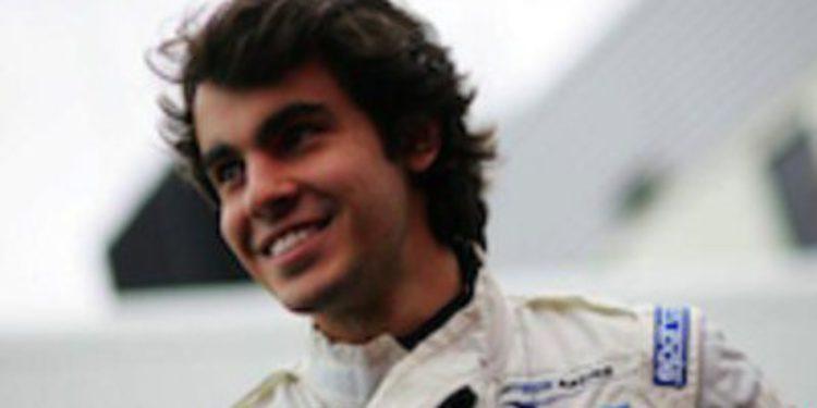 Pietro Fantin acompañará a Da Costa en el equipo Arden Caterham de la 3.5