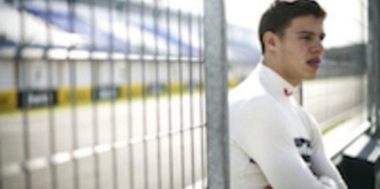 Facu Regalia se une al equipo ART de GP3 para 2013