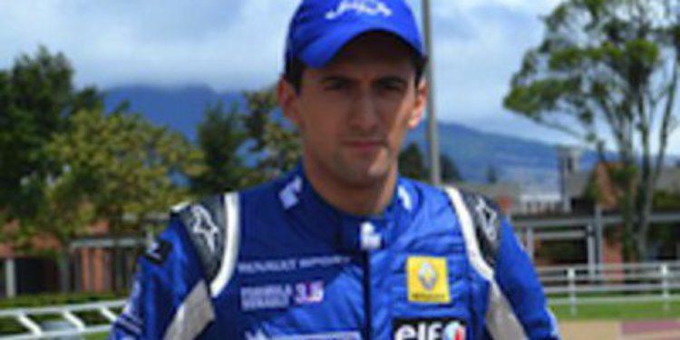 Carlos Huertas cambia de aires en la Fórmula Renault 3.5 y se une a Carlin para 2013