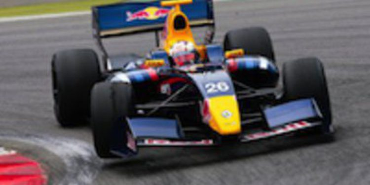 Antonio Félix da Costa estará en la Fórmula Renault 3.5 con Arden Caterham en 2013