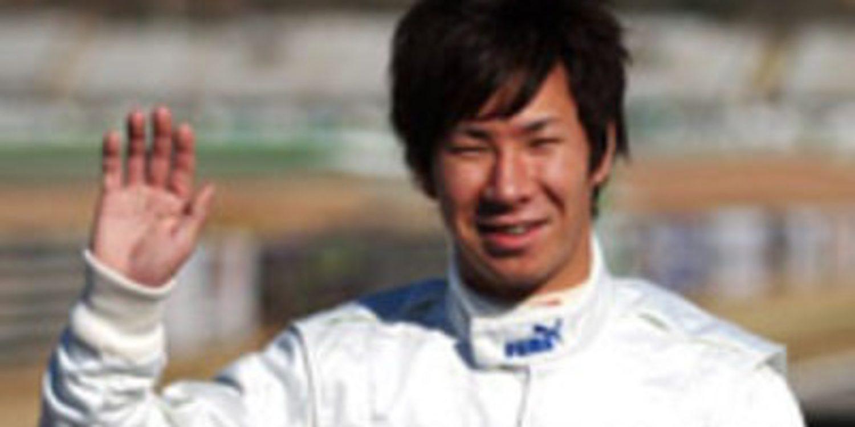 Kobayashi probará para AF Corse