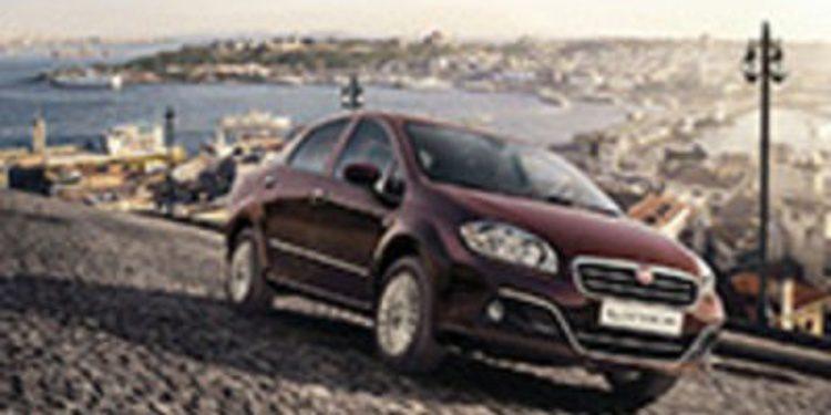 Fiat actualiza el Linea para 2013
