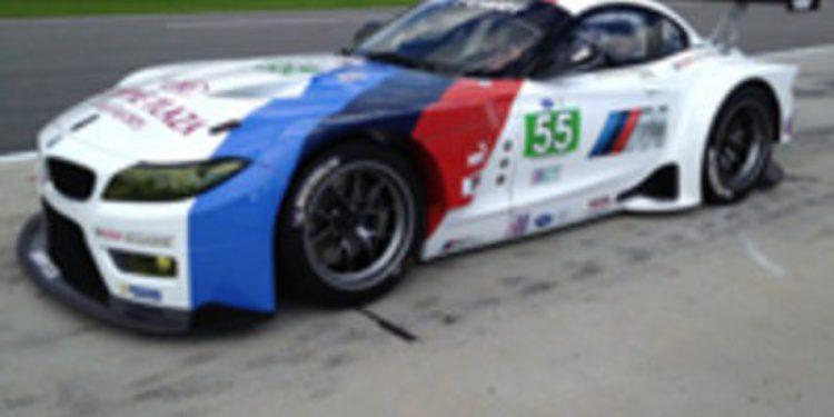 BMW presenta el Z4 GTE para ALMS