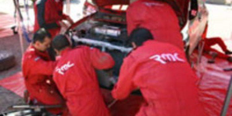 El preparador español RMC pone a Juan Carlos Alonso en el WRC2