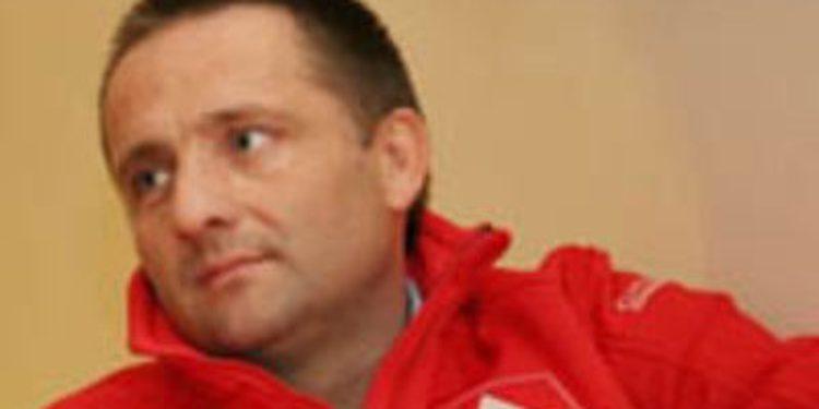 Yves Matton es consciente de la igualdad en el WRC