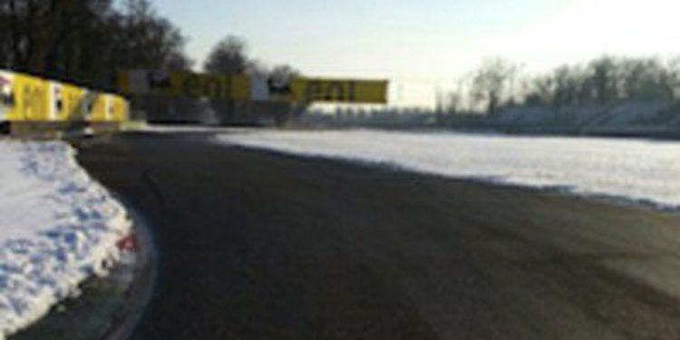 Aplazados los test privados de la Fórmula Renault 3.5 en Monza