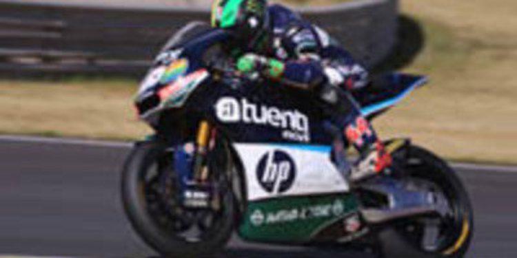Test Valencia Moto2 / Moto3 día 3: Espargaró y Viñales cierran dominando