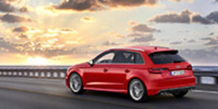 El Audi S3 Sportback llegará en julio