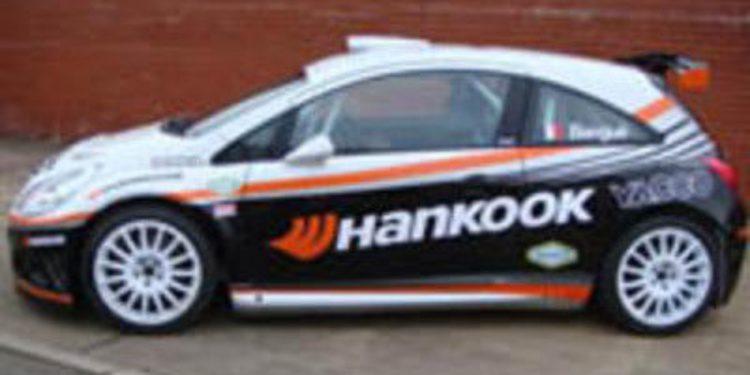 Hankook suministrará los neumáticos del JWRC 2013