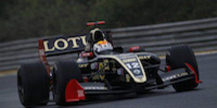 Marco Sorensen y Marlon Stockinger, pareja de Lotus en Fórmula Renault 3.5
