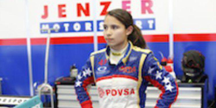 Samin Gómez confirmada por Jenzer para GP3