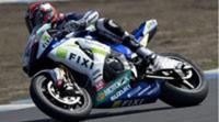 Leon Camier y Suzuki cierran el test de SuperBikes arriba