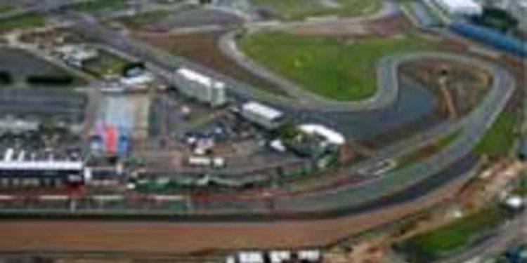 El GP de Gran Bretaña con un solo paddock