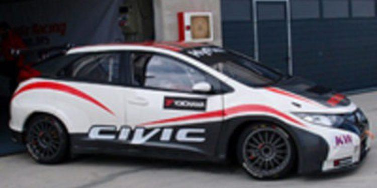 Honda completa tres días de tests