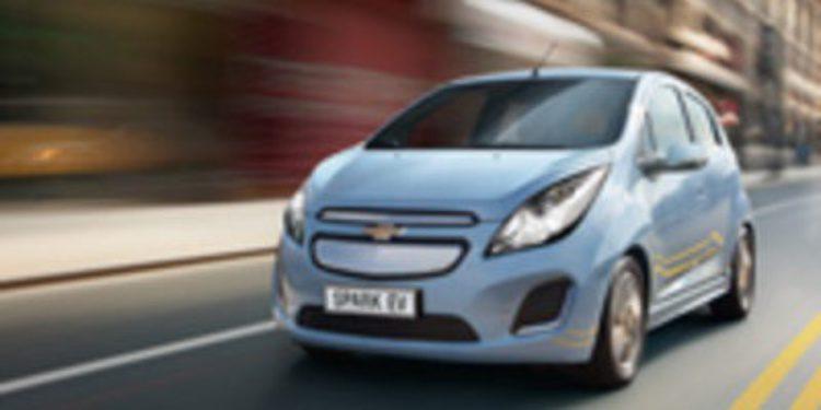 El Chevrolet Spark EV aterrizará en Europa
