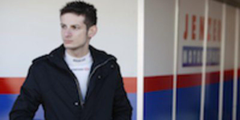 Alex Fontana completa la alineación de Jenzer en GP3