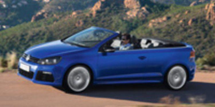 Nuevo Volkswagen Golf Cabrio R
