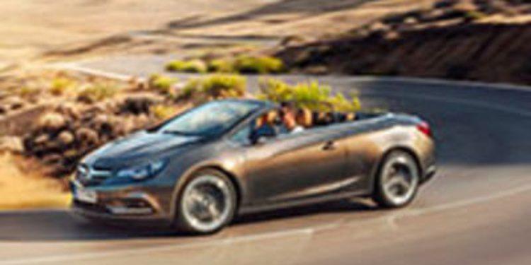 Opel destapa el Cabrio antes de Ginebra