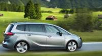 Opel incorpora al Zafira Tourer un nuevo motor