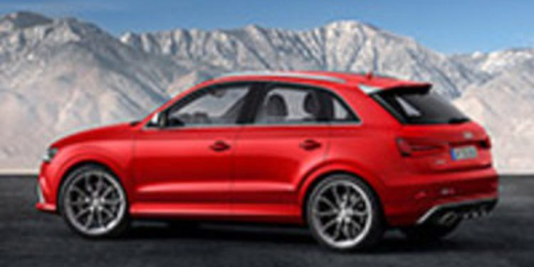 Audi RS Q3, un SUV muy deportivo