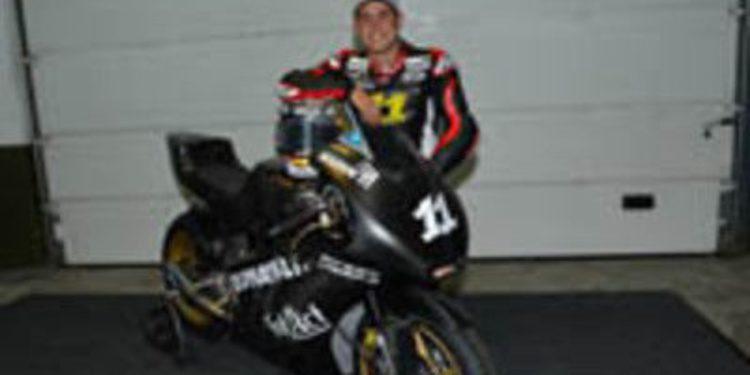 Sandro Cortese contento en Moto2 a pesar de su rendimiento