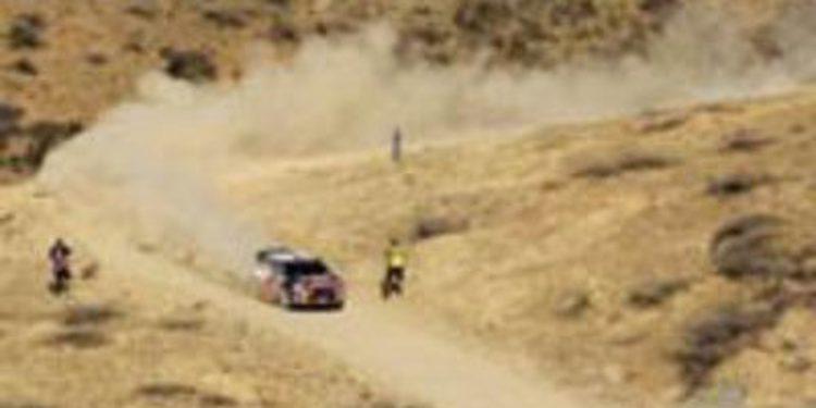 Menos kilómetros en el Rally de México 2013