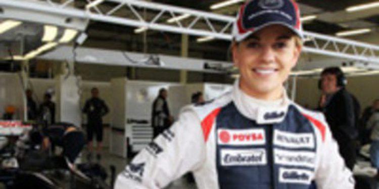 Susie Wolff interesada en competir en GT
