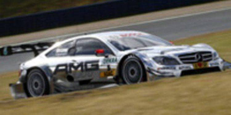 Mercedes confirma su alineación para 2013