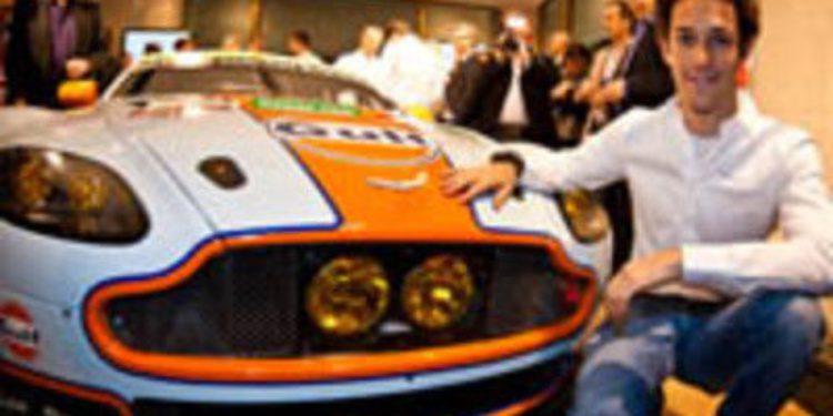 Bruno Senna impresiona en su debut con AMR