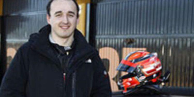 Kubica habría rechazado firmar con Mercedes