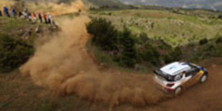 El Rally de Acrópolis garantiza el evento de 2013