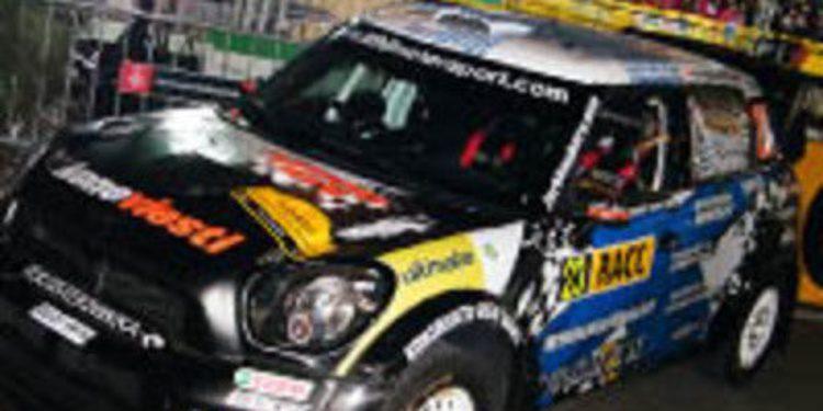 Prodrive sigue centrada en el WRC
