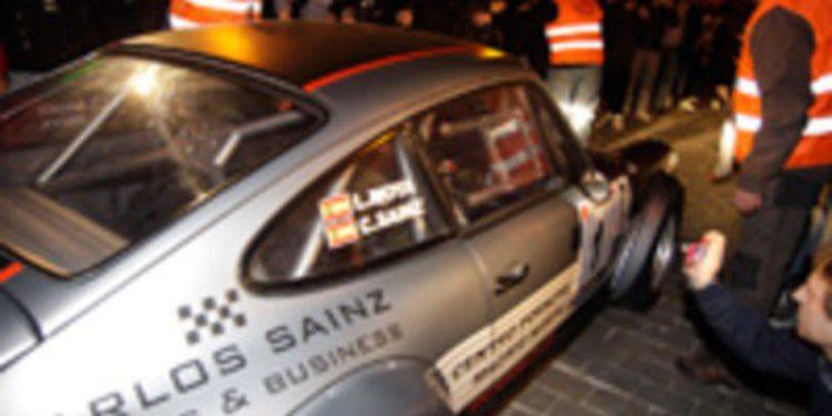 Presentación del V Rally de España Histórico