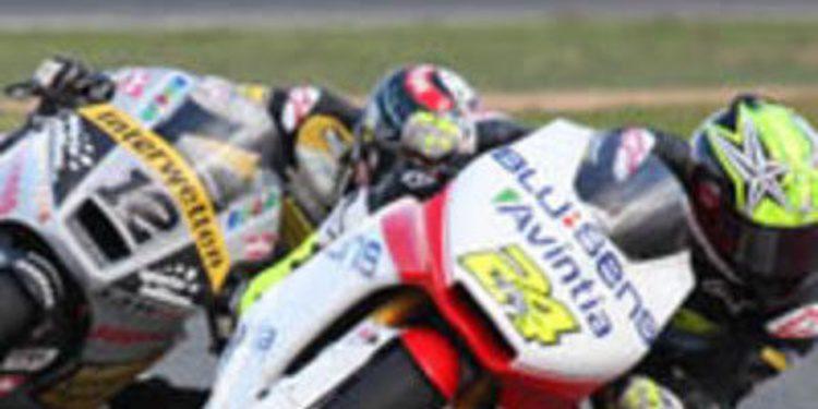 Thomas Lüthi no volverá a Moto2 hasta mayo