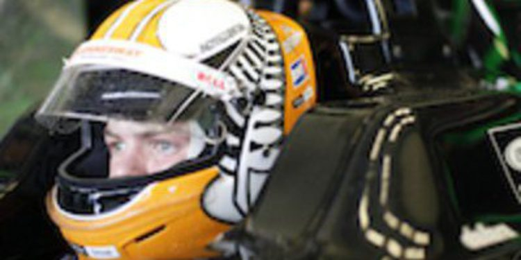 Alineaciones de GP3 para la última jornada de test en Estoril