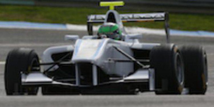 Roberto La Rocca primer fichaje de Bamboo Engineering en GP3