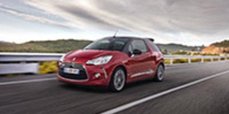 Citroën muestra en España el DS3 Cabrio
