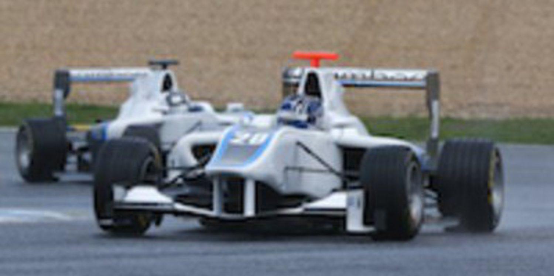 Lewis Williamson el más rápido en el cierre de los entrenos de GP3 en Estoril