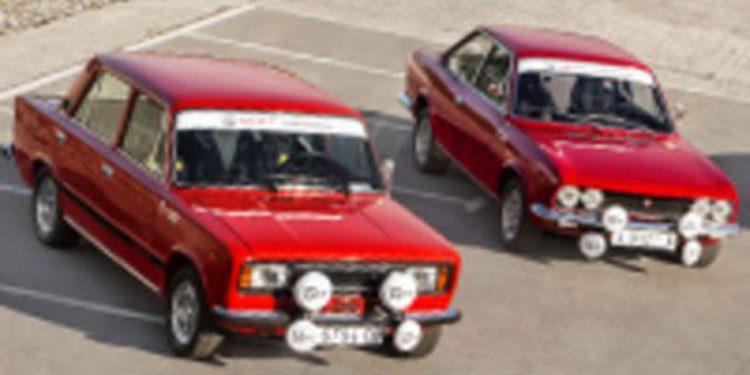 SEAT se vuelca con el Rally de España Histórico