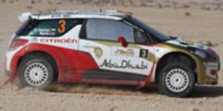 """Khalid Al Qassimi: """"Abu Dhabi está lejos del WRC"""""""