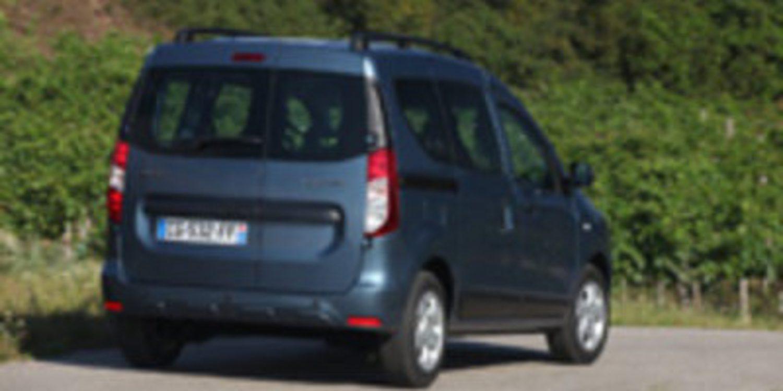 Dacia Dokker: Vida familiar para el profesional
